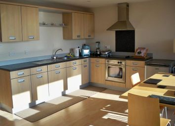 Thumbnail 2 bedroom flat to rent in The Apex, Oundle Rd, Peterborough
