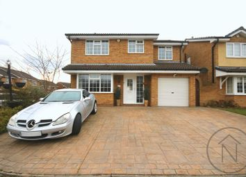 Thumbnail 4 bed detached house for sale in Peterhouse Close, Darlington