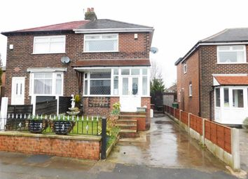 Thumbnail 2 bed semi-detached house for sale in Marina Road, Bredbury, Stockport