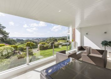 Thumbnail 3 bedroom flat for sale in Lilliput Road, Poole, Dorset
