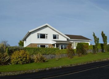 Thumbnail 5 bed detached house for sale in The Bryn, Swansea