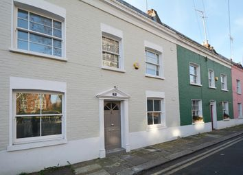 Thumbnail 4 bed terraced house to rent in Wandon Road, London