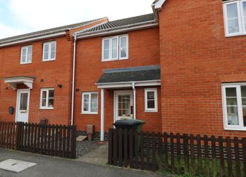 Thumbnail 2 bed terraced house to rent in Viscount Close, Diss