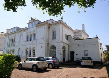 Thumbnail 1 bed flat for sale in Victoria Park Road, St. Leonards, Exeter