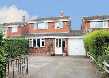 Thumbnail 3 bed link-detached house for sale in Orchard Close, Austrey, Atherstone