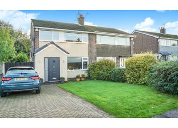 3 bed semi-detached house for sale in Bramall Close, Bury BL9