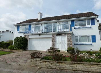 Thumbnail 4 bedroom detached house to rent in Cuthbert Close, Teignmouth Road, Torquay