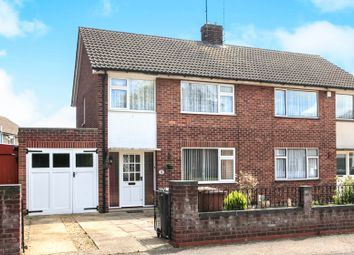 Thumbnail 3 bedroom semi-detached house for sale in Sages Lane, Walton, Peterborough