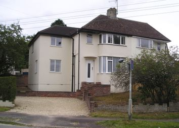 Thumbnail 5 bed semi-detached house to rent in Montagu Road, Botley, Oxford