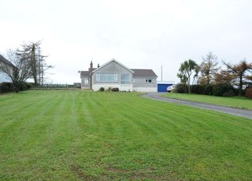 Thumbnail 5 bed bungalow for sale in Abbey Road, Millisle, Newtownards