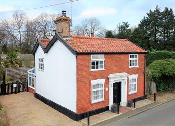 Thumbnail 2 bed cottage for sale in Palmer Street, Walsham-Le-Willows, Bury St. Edmunds