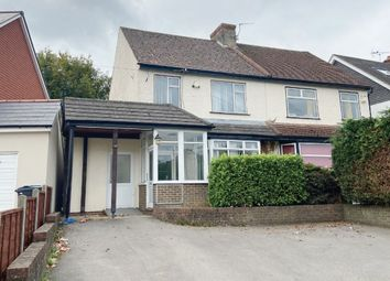 Thumbnail 3 bed semi-detached house for sale in Sutton Road, Maidstone
