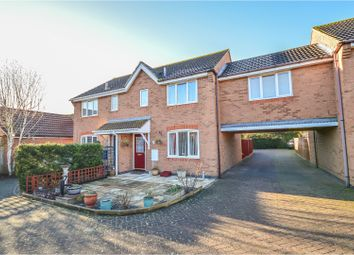 Thumbnail 3 bed semi-detached house for sale in Waltham Drive, Elstow