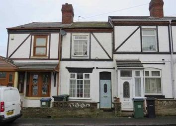 Thumbnail 2 bed terraced house for sale in Vernon Road, Oldbury