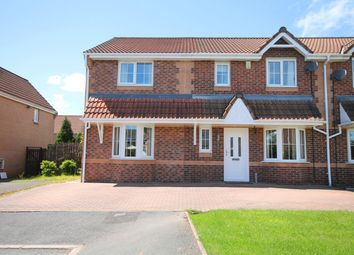 Thumbnail 3 bedroom semi-detached house for sale in Loweswater Road, Farnworth, Bolton
