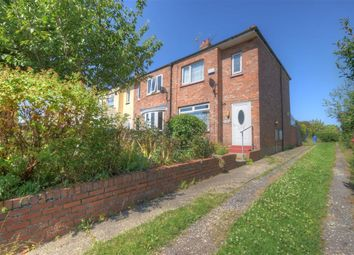 Thumbnail 3 bed end terrace house for sale in Eastgate South, Driffield