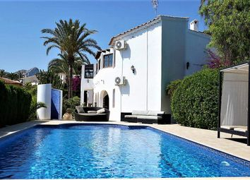 Thumbnail 7 bed chalet for sale in Calp, Alicante, Spain