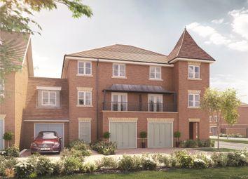 Hersham Road, Hersham, Walton On Thames, Surrey KT12. 4 bed semi-detached house for sale