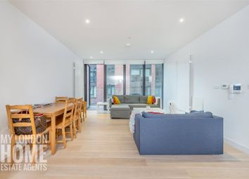 Thumbnail 1 bed flat for sale in Echo Court, Royal Wharf, Royal Docks