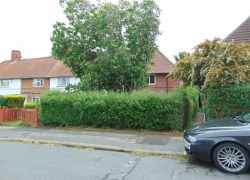 Thumbnail 2 bed end terrace house for sale in Wensor Avenue, Lenton Abbey, Nottingham