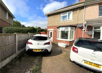 Thumbnail 3 bed semi-detached house for sale in Bonsall Drive, Somercotes, Alfreton