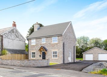 Thumbnail 4 bed detached house for sale in Heol Bryngwili, Cross Hands, Llanelli