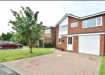 Thumbnail 4 bed detached house for sale in Greenfields Way, Horsham