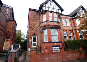 Thumbnail 4 bedroom semi-detached house for sale in Grosvenor Road, Whalley Range, Manchester, Greater Manchester