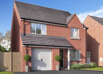 "Thumbnail 4 bed detached house for sale in ""The Goodridge"" at White Mill Drive, Pocklington, York"