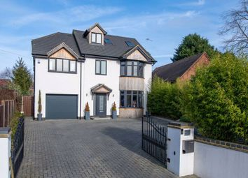 Thumbnail 5 bed detached house for sale in Buckingham Road, Bletchley, Milton Keynes