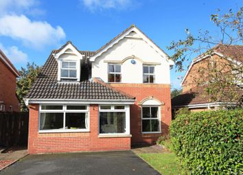 Thumbnail 3 bed detached house for sale in Castle Acre Road, Leegomery, Telford