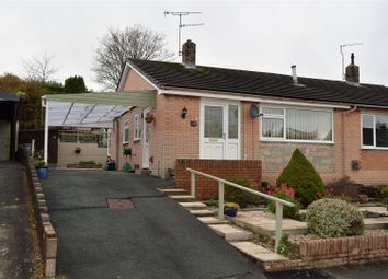 Thumbnail 2 bed semi-detached bungalow for sale in Vyrnwy Road, Oswestry