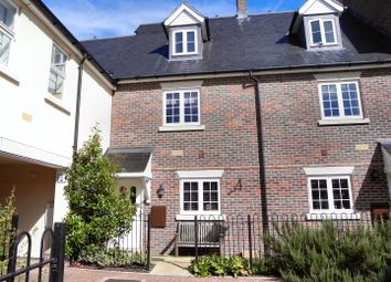 Thumbnail 4 bed town house to rent in Blyth Court, Saffron Walden