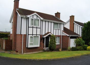 Thumbnail 3 bed detached house for sale in Glenshane Avenue, Lurgan