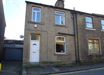 2 bed end terrace house for sale in George Street, Milnsbridge, Huddersfield HD3