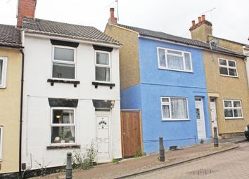 Thumbnail 2 bed end terrace house for sale in Western Street, Swindon