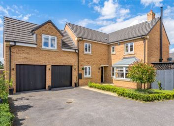 Thumbnail 4 bed detached house for sale in Privet Drive, Thorpe Willoughby, Selby, North Yorkshire