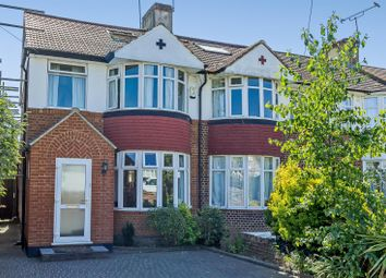 Thumbnail 4 bed end terrace house to rent in Belmont Lane, Chislehurst, Kent