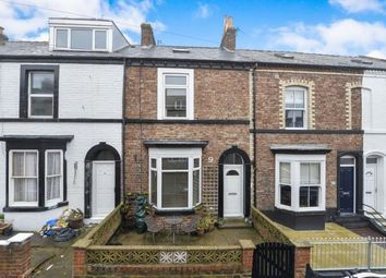 Thumbnail 4 bed terraced house for sale in Elgin Street, Whitby, .