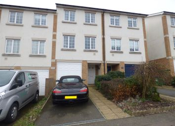 Thumbnail 3 bedroom town house to rent in Enbrook Valley, Folkestone