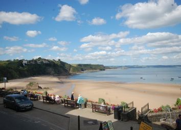 Thumbnail 1 bedroom flat for sale in Ashley House, Upper Frog Street, Tenby