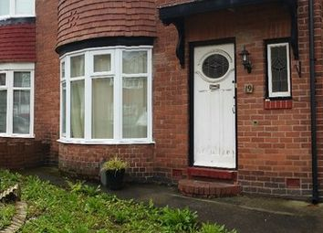 Thumbnail 4 bed terraced house to rent in Lindale Road, Newcastle Upon Tyne