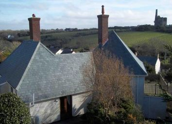 Thumbnail 4 bed detached house for sale in Wheal Kitty, St. Agnes, Cornwall