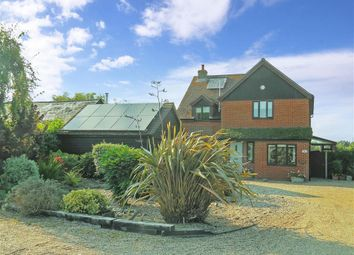 Thumbnail 4 bed detached house for sale in Felderland Close, Worth, Deal, Kent