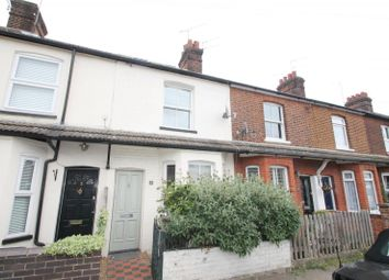 Thumbnail 3 bedroom terraced house to rent in Castle Road, St.Albans