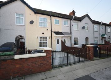 Thumbnail 3 bed terraced house to rent in Summers Avenue, Liverpool