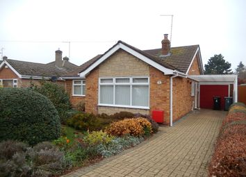 Thumbnail 2 bed detached bungalow for sale in Scotts Close, Langtoft, Peterborough