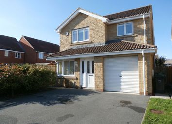 Thumbnail 4 bed detached house for sale in The Dunes, Hadston, Morpeth