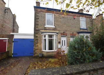 3 bed semi-detached house for sale in North Marsh Road, Gainsborough, Lincolnshire DN21