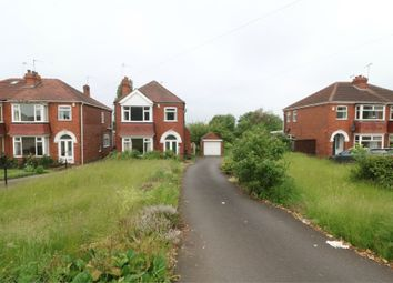 Thumbnail 3 bed detached house for sale in Tickhill Road, Balby, Doncaster, South Yorkshire